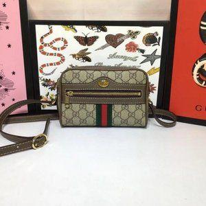 Gucci Ophidia GG Supreme Shoulder Bag owe